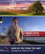"""Who Do You Think You Are?"" mit Noah Wyle am 26. März 2017"